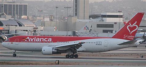 Avianca (Colombia es Pasion c/s) Boeing 767-200