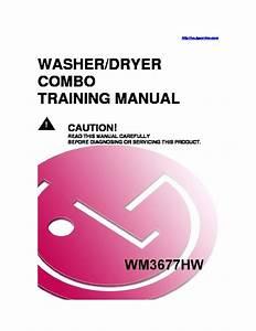Wm3677 Training Manual Pdf Lg Wm3677hw  U2013 Diagramasde Com