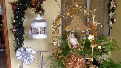 como decorar la entrada de tu casa esta navidad youtube