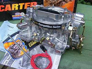 Carburettor Carter Afb 750cfm Competition Series