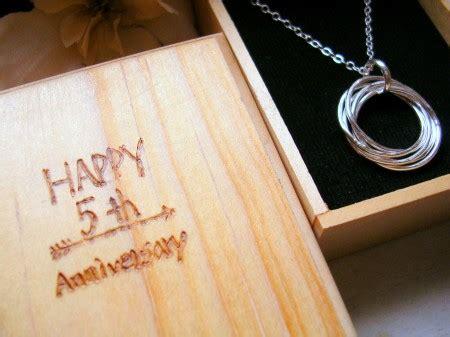 wedding anniversary gift box jewelry making journal