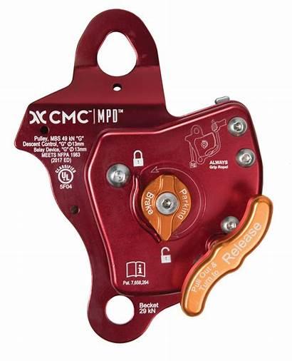 Mpd Rescue Cmc Device Purpose Multi Rope