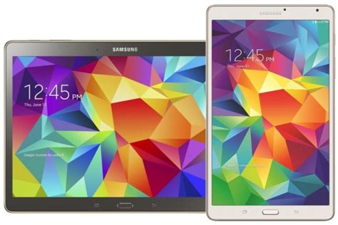 samsung galaxy tab s 8 4 lte gets android 6 0 marshmallow update neurogadget