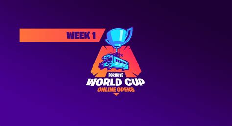 fortnite world cup  open qualifier