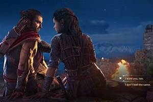 Assassin's Creed: Odyssey steps in with the romance ...