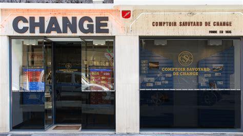 bureau de change annecy