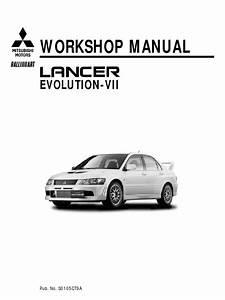 21248742 Mitsubishi Evo Vii Workshop Manual