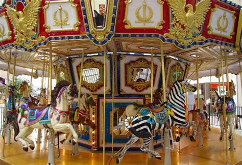 Free Carousel Rides At Northgate Mall In Durham Triangle