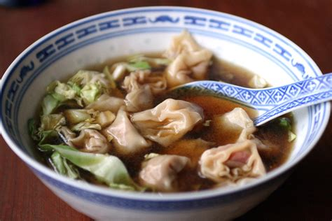 cuisine chinoise tempeh wonton soup tofu for two