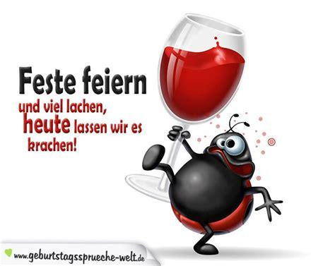 Feste Feiern Und Viel Lachen, Heute...