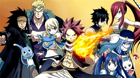 fairy tail wallpapers  desktop backgrounds