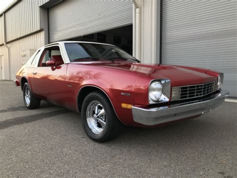 1975 Chevrolet Monza V8 With A/c For Sale