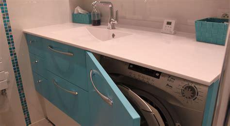comment cacher une chaudi鑽e dans une cuisine masquer un lave linge dans un meuble de salle de bain atlantic bain