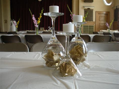 decorations for golden wedding anniversary 50th wedding