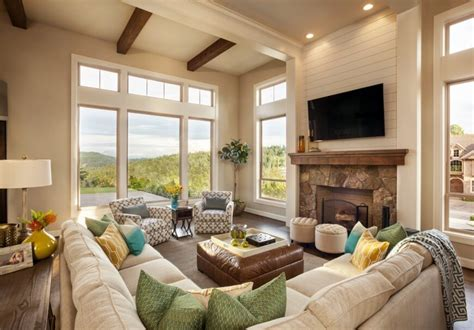 Elegant Living Rooms That Are Richly Furnished & Decorated