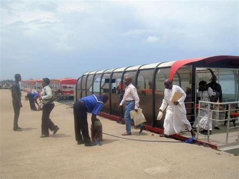Water Transportation, Key Solution To Traffic Gridlock