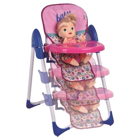 target baby clothes baby alive doll deluxe high chair target