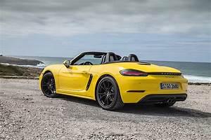 Porsche Boxter S : porsche 718 boxster 982 specs photos 2016 2017 2018 2019 autoevolution ~ Medecine-chirurgie-esthetiques.com Avis de Voitures