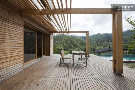 Terrasse En Bois Avec Brise Soleil