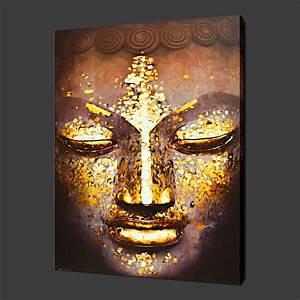 buddha ethnic quality canvas print wall art ready to hang With buddha wall art