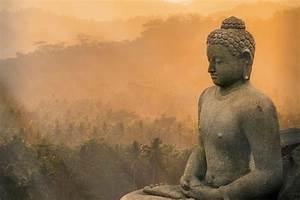 Buddha Bilder Gemalt : borobudur der tempel der buddhas geo ~ Markanthonyermac.com Haus und Dekorationen