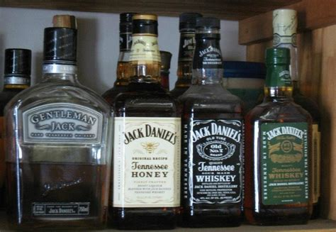 My Jack Daniel's Collection...we Got... Green Label