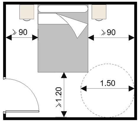 chambre handicapé salle de bain norme handicape 17 plan maison norme