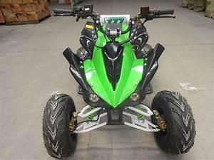 China New Kawasaki Style Kids Quad 110cc   125cc Atv Et