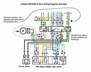 Are All Rc36 Horn Circuit Wiring Diagrams Wrong  - Modification Questions