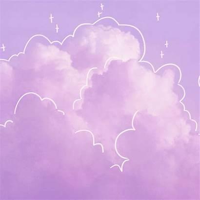 Aesthetic Purple Space
