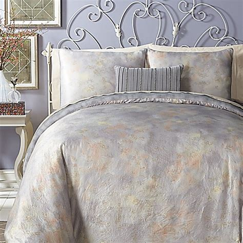 buy jessica simpson mandalay crinkle queen comforter set