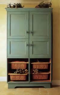 best oak free standing kitchen pantry white kitchen