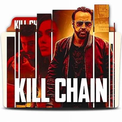 Kill Chain Icon Folder Zenoasis Favourites
