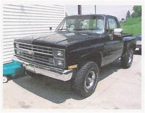 1984 Chevy Scottsdale 4x4 Step Side Short Box Truck For Sale From Arthur Ontario Waterloo