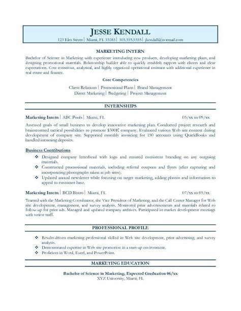 Brief Summary Of Your Background For Resume by 17 Best Ideas About Resume Objective Exles On Objective For Resume Exles