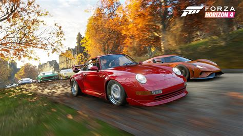 forza horizon 4 forza horizon 4 deluxe and ultimate edition bundles detailed