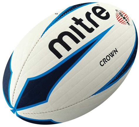 mitre crown rugby ball