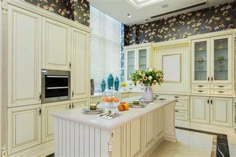cuisine 187 cuisine blanc avec ilot central 1000 id 233 es