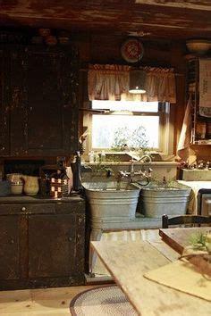 Images About Primitive Kitchen Ideas Pinterest