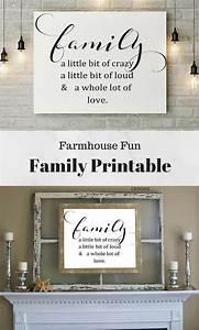 farmhouse style printable family a bit of