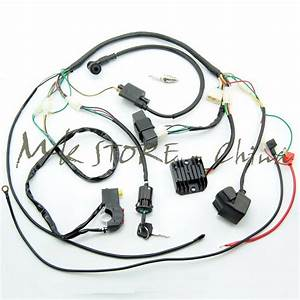 Complete Electrics Wiring Harness Chinese Dirt Bike 150