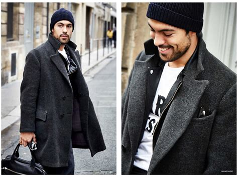 Winter Outfit Ideas for Men in New York