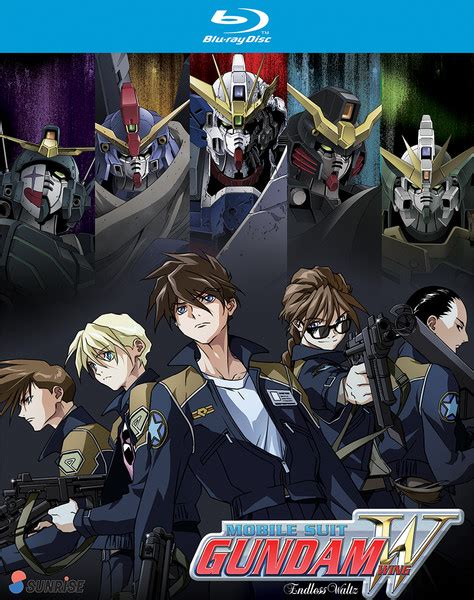 Mobile Suit Gundam Wing Endless Waltz Blu-Ray