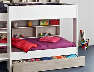 Kinderzimmer Für Zwei Mädchen : etagenbett hochbett tomke 208x164x132cm wei grau f r jungen m dchen wohnbereiche schlafzimmer ~ Sanjose-hotels-ca.com Haus und Dekorationen