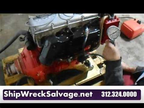 volvo penta aq engine motor  sale youtube