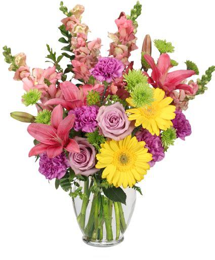Savannah Style Floral Arrangement In Islip Ny Elegant