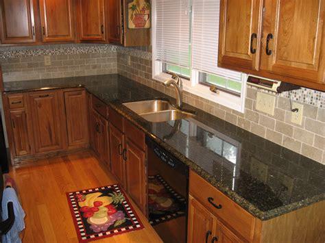 granite kitchen countertop ideas granite countertops with tile backsplash zyouhoukan