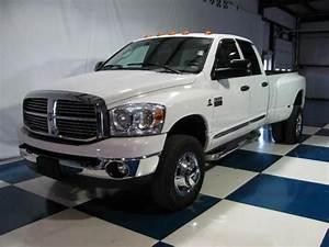 Find Used 2008 Dodge Ram 3500 Quad Cab 4wd Drw Slt Big