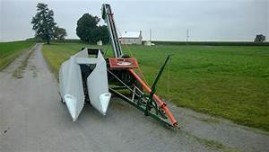 New Idea 323 One Row Corn Picker