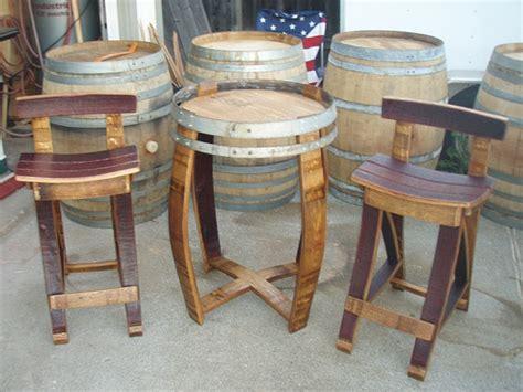 wood   build wine barrel furniture plans  plans